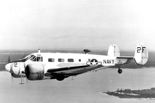 Beechcraft JRB